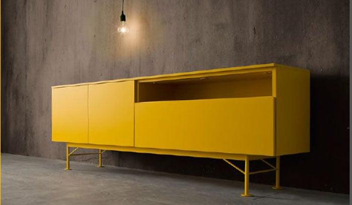 Nuvola dressoir en ladekasten op maat voorbeelden - Madie moderne ikea ...