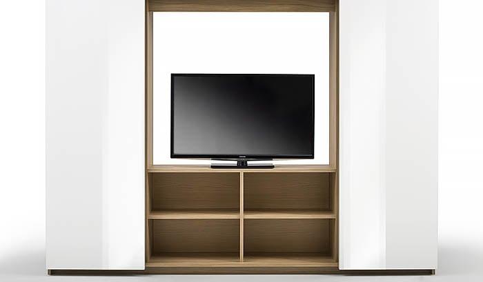 Nuvola tv kast op maat voorbeelden for Ikea cuscino nuvola
