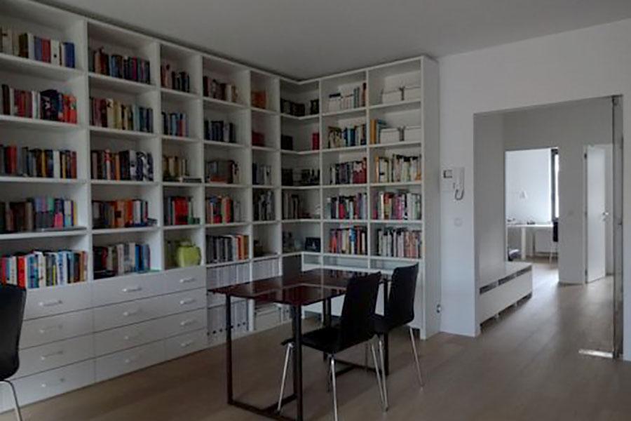 Lundia Open Boekenkast.Klanten Vertellen Over Hun Nuvola Kast Op Maat